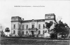 Carte postale Chateau